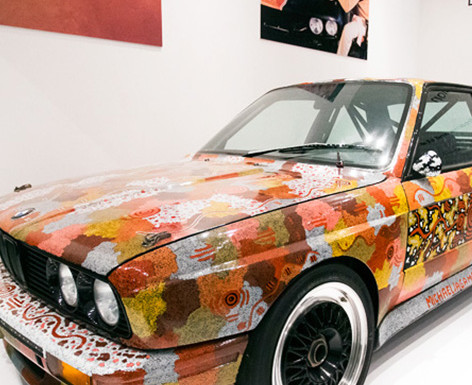 BMW Art Basel