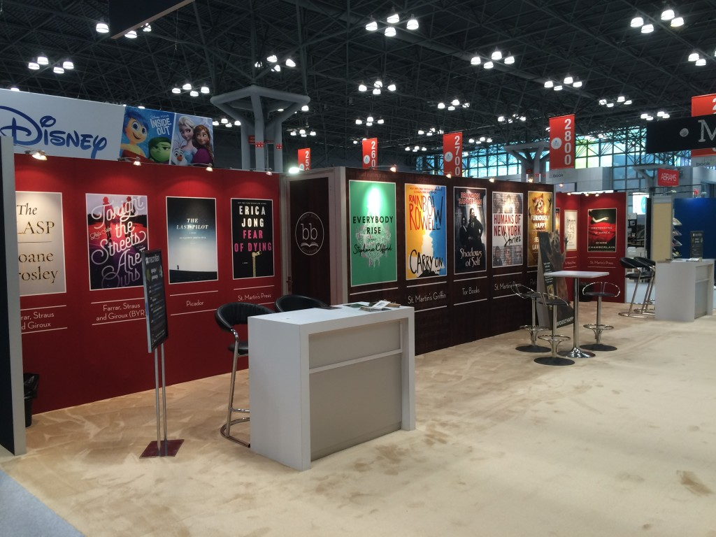 MacMillan Custom Trade Show Exhibits