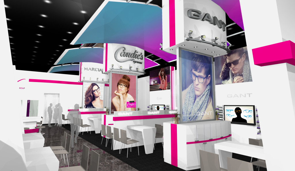 Custom Exhibit Displays for Viva