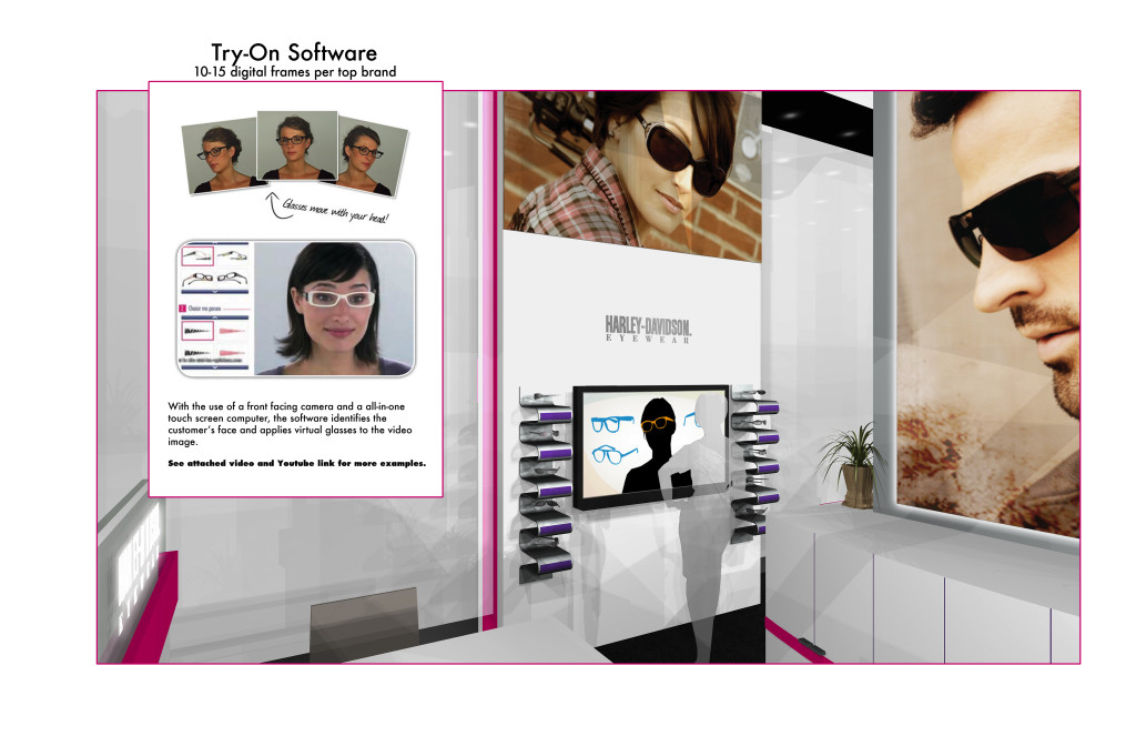 Trade Show Exhibit Designed for Viva